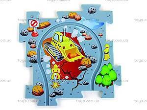 Игровой набор Puzzle Pilot «Экскаватор», 100523, купить
