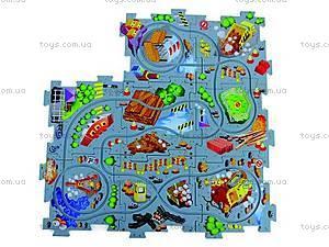 Игровой набор Puzzle Pilot «Экскаватор», 100523, фото