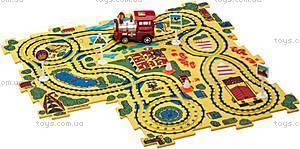 Игровой набор Puzzle Pilot «Железная дорога», 100511, купить