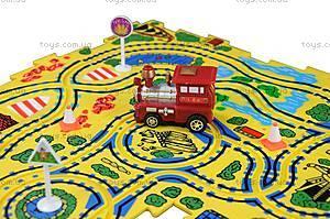Игровой набор Puzzle Pilot «Железная дорога», 100511, отзывы