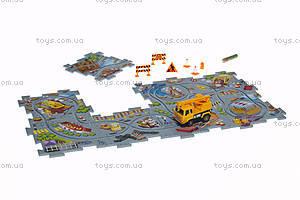 Игровой набор Puzzle Pilot «Кран», 100544, купить