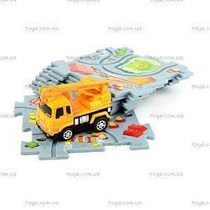 Игровой набор Puzzle Pilot «Кран», 100544, фото