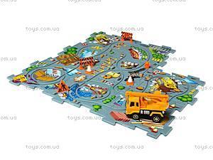 Игровой набор Puzzle Pilot «Кран», 100544, цена