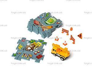 Игровой набор Puzzle Pilot «Кран», 100544, игрушки