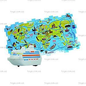Игровой набор Puzzle Pilot «Круизный лайнер», 100612