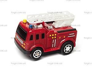 Игровой набор Puzzle Pilot «Пожарная машина», 100571, купить