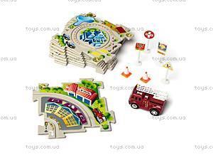 Игровой набор Puzzle Pilot «Пожарная машина», 100571, фото