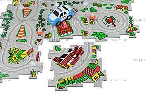 Игровой набор Puzzle Pilot «Полиция», 100573, цена