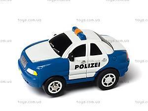Игровой набор Puzzle Pilot «Полиция», 100573, игрушки