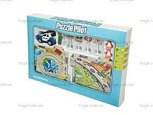 Игровой набор Puzzle Pilot «Полиция», 100573