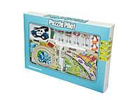 Игровой набор Puzzle Pilot «Полиция», 100573, отзывы