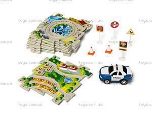 Игровой набор Puzzle Pilot «Полиция», 100573, детские игрушки