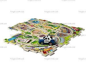 Игровой набор Puzzle Pilot «Полиция», 100573, магазин игрушек