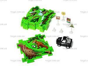 Игровой набор Puzzle Pilot «Пикап», 100561, цена