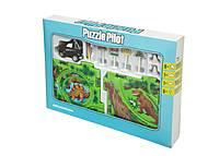 Игровой набор Puzzle Pilot «Пикап», 100561, интернет магазин22 игрушки Украина