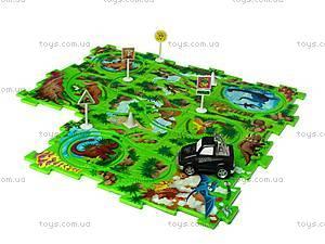 Игровой набор Puzzle Pilot «Пикап», 100561, детские игрушки