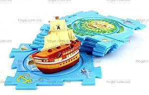 Игровой набор Puzzle Pilot «Пиратский корабль», 100613, купить