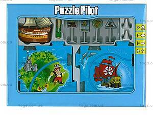 Игровой набор Puzzle Pilot «Пиратский корабль», 100613