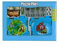 Игровой набор Puzzle Pilot «Пиратский корабль», 100613, отзывы