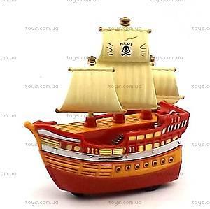 Игровой набор Puzzle Pilot «Пиратский корабль», 100613, фото