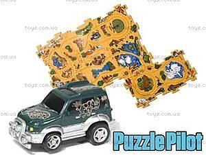 Игровой набор Puzzle Pilot «Сафари», 100581, купить