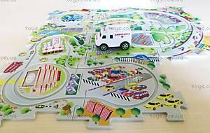 Игровой набор Puzzle Pilot «Скорая помощь», 100577, купить