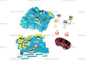 Игровой набор Puzzle Pilot «Спортивный автомобиль», 100566, отзывы