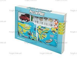 Игровой набор Puzzle Pilot «Спортивный автомобиль», 100566
