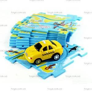 Игровой набор Puzzle Pilot «Такси», 100555, игрушки