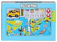Игровой набор Puzzle Pilot «Такси», 100555, фото