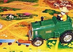 Игровой набор Puzzle Pilot «Трактор», 100591, купить