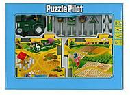 Игровой набор Puzzle Pilot «Трактор», 100591, фото