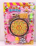 Игровой набор «Пиццерия» для детей, 7608-4, отзывы