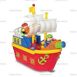 Игровой набор «Пиратский корабль» с эффектами, 038075, купить