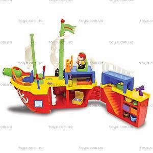 Игровой набор «Пиратский корабль» с эффектами, 038075, фото