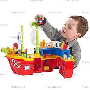 Игровой набор «Пиратский корабль» с эффектами, 038075, цена