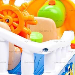 Игровой набор «Пиратский корабль» с эффектами, 038075, игрушки