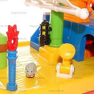 Игровой набор «Пиратский корабль» с эффектами, 038075, магазин игрушек