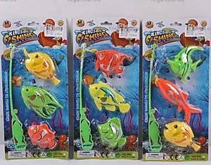Детская рыбалка на 3 рыбки, 886-1234