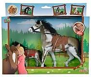 Игровой набор с двумя лошадками, 432 5615-2, отзывы