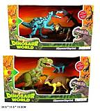 Игровой набор с фигурками «Парк с динозаврами», F124-52F124-55, купить