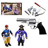 """Игровой набор """"Пираты"""" с фигурками  и пистолетом, 198-3, отзывы"""