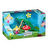 Игровой набор с горками «Маленькое королевство Бена и Холли», 30974, купить