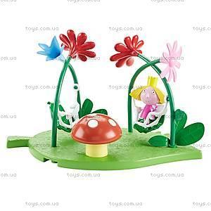 Игровой набор с качелями «Маленькое королевство Бена и Холли», 30975