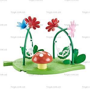 Игровой набор с качелями «Маленькое королевство Бена и Холли», 30975, фото