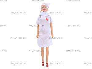 Игровой набор с куклой «Доктор», 1001-1, фото