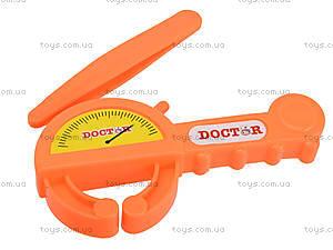 Игровой набор с куклой «Доктор», 1001-1, отзывы