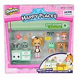 Игровой набор с куклой «Кухня Коко Кукки», 56326, фото