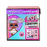 """Игровой набор с куклой L.O.L. SURPRISE! серии """"Furniture"""" - ЛЕДИ-САХАР , 572626, детские игрушки"""