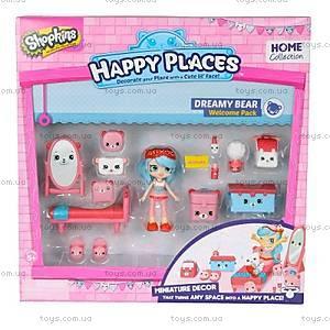 Игровой набор с куклой «Спальня Джесси Кейк», 56325